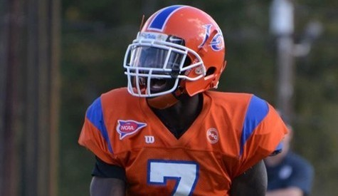 Senior CB Reggie Calhoun is tied for Louisiana College's career record in interceptions with 13